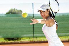 Deja la pereza, entra y conoce los beneficios que jugar tenis trae para ti