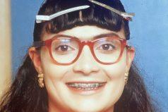 Recuerdas a Betty la Fea, así luce actualmente la fea más famosa del mundo. Quedarás con la boca abierta