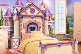 ¿Quieres que tu hija sea una princesa? Invítala a soñar en estas habitaciones
