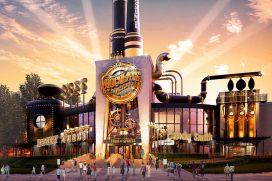 La fábrica de Chocolate de Willy Wonka será realidad. Te encantará el menú mmm delicioso