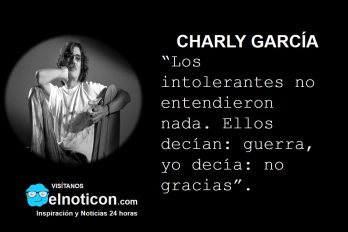 Charly Garcia, la guerra