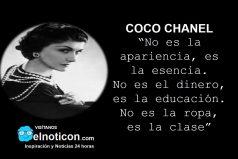 Coco Chanel, esencia