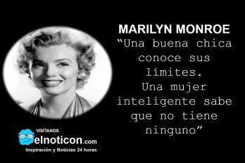 Marilyn Monroe, límites