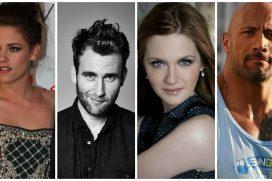 10 famosos que no eran muy agraciados en su niñez y ahora roban suspiros