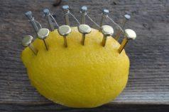 Si crees que no sabes hacer nada, aprende a hacer una fogata con un limón
