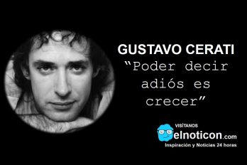 Gustavo Cerati, crecer