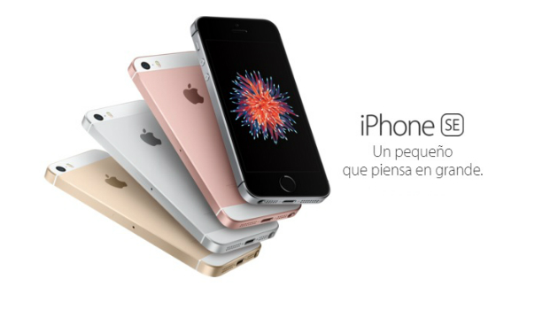 Ya puedes comprar tu iPhone SE en México