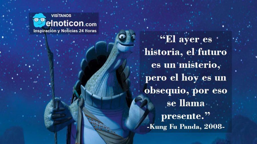 Kung Fu Panda, El presente