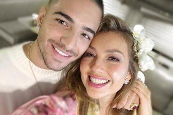 """El vídeo """"amoroso"""" de Maluma y Thalía que tiene boquiabierto al mundo entero"""