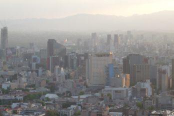 Ciudad de México decreta alerta por contaminación ambiental