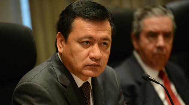 Miguel Ángel Osorio Chong, Secretario de Gobierno de México