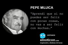 Pepe Mujica, ser feliz
