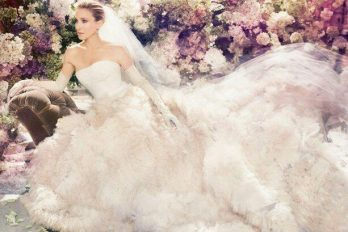 ¡Inspírate en el cine y luce hermosa el día de tu boda! 8 vestidos de novia de película