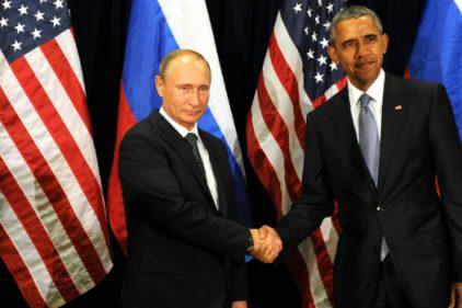 Barack Obama y Vladimir Putin, y su conversación telefónica ¿De qué hablaron?