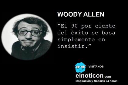 Woody Allen, éxito