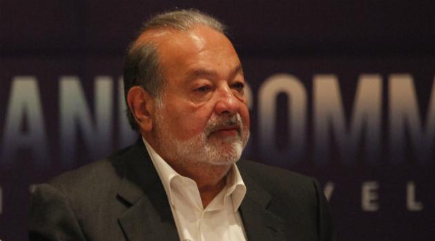 Carlos Slim, el cuarto hombre más rico del mundo según Forbes