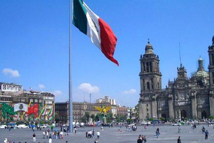 Ciudad de México restringe la circulación de vehículos a causa de la contaminación