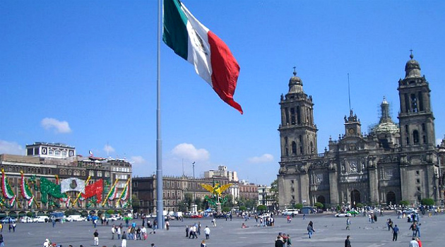 Ciudad de México restringe la circulación de vehículos