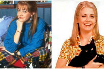 ¿Recuerdas a Clarissa y Sabrina, la bruja adolescente? ¡Así luce su protagonista hoy!
