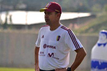 Rafael Dudamel podría ser el nuevo entrenador de la 'Vinotinto'