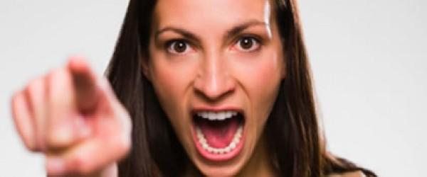 Cosas que enojan a las mujeres
