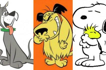 Los mejores perros de caricatura, te volverán loco