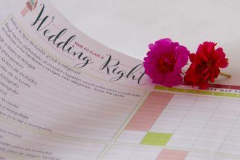 ¿Te vas a casar? ¡6 razones para decirle 'si' a un organizador de bodas!