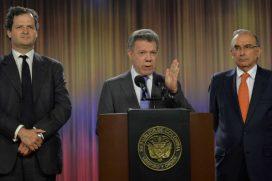 """""""Colombia fue el país del año"""" según Juan Manuel Santos"""