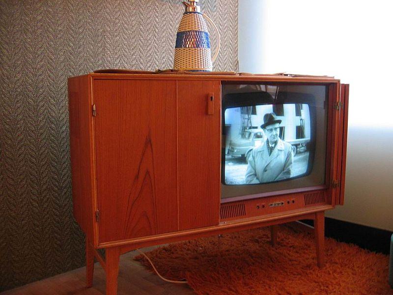 Televisión historia