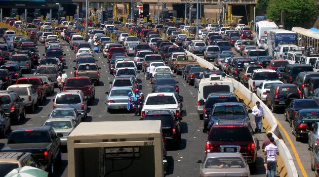 Las ciudades de Estados Unidos con el peor tráfico