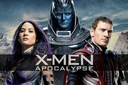 El final del mundo está cerca, mira el tráiler de  X-Men Apocalypse quedarás antojado