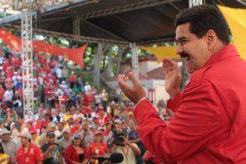 Nicolás Maduro sigue como presidente hasta el año 2019, según el falló del Tribunal Supremo de Venezuela