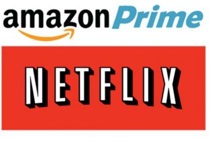Amazon Vs. Netflix, dos gigantes que van a competir