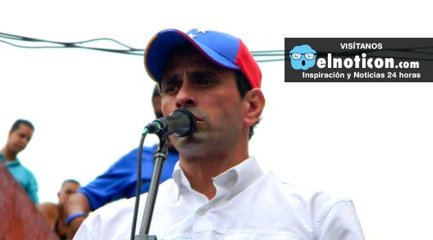 Henrique Capriles denuncia que la corrupción ha provocado los apagones en Venezuela