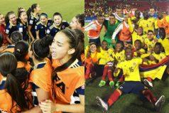 Las selecciones Colombia de fútbol Sub-23 masculina y femenina ya tienen rivales en Río-2016