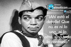 Cantinflas, ¡Ahí está el detalle!
