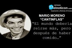 Cantinflas, el mundo debería…