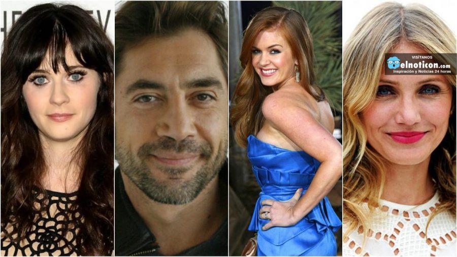14 pares de celebridades que parecen clonadas ¡Son igualitas!