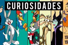 ¿Conoces a alguno de estos personajes? te contamos varios secretos y curiosidades de estos dibujos animados