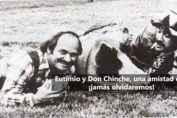 Eutimio y Don Chinche