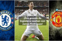 ¿Cuál de estos equipos de Inglaterra quieres que sea la nueva casa de James?