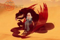 Así sería Game of Thrones si fuera dibujado por Disney
