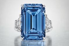 Uno de los diamantes más grandes del mundo será subastado ¿Te animas a ofertar?