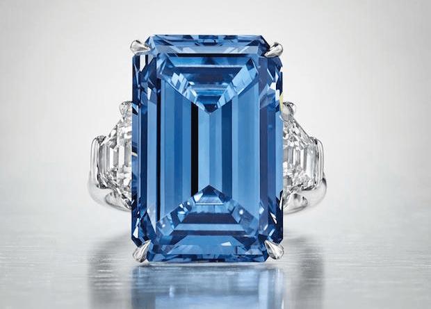 Uno de los diamantes más grandes del mundo será subastado