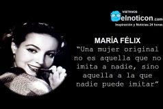 María Félix, una mujer original…