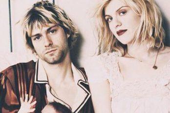 Así luce la hija de Kurt Cobain y Courtney Love a sus 23 años