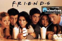 20 cosas que seguramente no sabías de 'Friends'