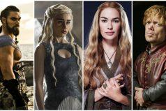 ¿Fanático de Game of Thrones? ¡Así lucían sus protagonistas cuando eran jóvenes!