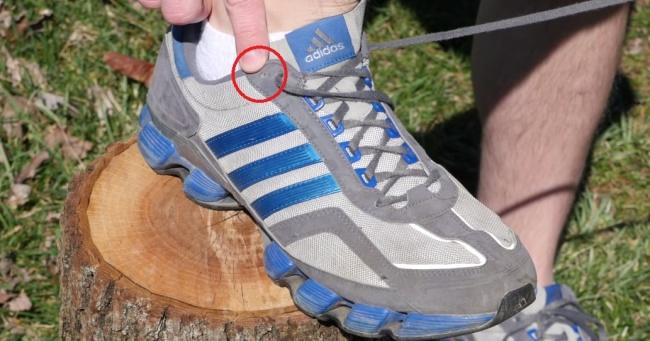¿Para qué sirven los huequitos de arriba de las zapatillas?