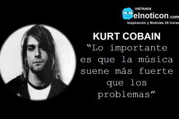 Kurt Cobain, los problemas
